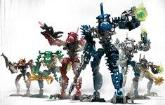 Bionicle Heroes, Hero Factory, Godzilla, Pop Culture, How To Memorize Things, Lego, Sci Fi, Fantasy, Imagination
