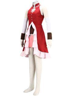 Puella Magi Madoka Magica Sakura Kyoko Costume