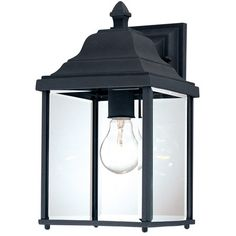 Dolan Designs Charleston 1 Light Outdoor Wall Lantern | AllModern