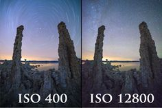 How to Understand the Mysteries of ISO for Beginners - Photography, Landscape photography, Photography tips Photography Settings, Photography Basics, Photography Tips For Beginners, Photography Lessons, Photoshop Photography, Camera Photography, Night Photography, Photography Tutorials, Landscape Photography