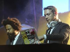 Major Lazer heads up Electric Forest lineup