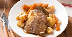 Slow-cooking may require planning and time, but the resulting tender meat is mouth-wateringly good.