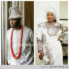 Nigerian Wedding: Photos From Tiwa Savage & Tunji Tee billz Balogun's Traditional Marriage Ceremony + Celebrity Guests Who Turned Up!
