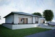 Projekt rodinného domu SKU je menším praktickým jednopodlažným projektom vhodným pre každého. Atypickou dispozíciou s priehľadom cez celý dom, štyrmi obytnými izbami, precíznou kombináciou tradičných a moderných prvkov a reprezentatívnym vstupom je ideálnym projektom pre každého, kto hľadá priestranný a praktický dom s dôrazom na detail. Shed, Outdoor Structures, Outdoor Decor, Home Decor, Decoration Home, Room Decor, Home Interior Design, Barns, Sheds