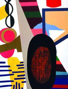 BOMB Magazine — Shirley Jaffe by Shirley Kaneda