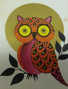 Vintage Owl Vintage Owl, Vintage Prints, Butterfly Illustration, Illustration Art, Subject Of Art, Owl Always Love You, Creatures Of The Night, Owl Art, Cute Owl