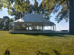Sailcloth tent with window walls. Wedding in Isle, Minnesota Sailing Outfit, Window Wall, Canopy, Minnesota, Gazebo, Tent, Walls, Outdoor Structures, Windows