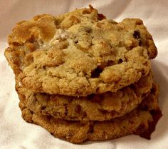 Cornflake Marshmallow Chocolate Chip Cookies |Nosh With Me (adapted from Momofuku Milk Bar)