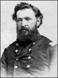 Gen.Edward Payson Chapin (1831-63) New York. Killed in action at the Siege of Port Hudson