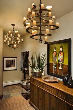 Love Love Love! This Paul Ferrante Spiral Light for my dream house