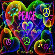 ♥♥ ❤ ❥❤ Peace On Earth ❤ ❥♥♥                                  Thank you Isabella!