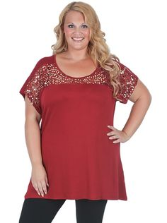 Sequin dazzle top from #Curvaceousclothing# #plussize# #top# Sizes 18 to 28