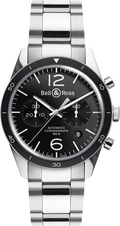 The Watch Quote: The Bell & Ross Vintage BR126 Sport watch - A summer in the theme of sports