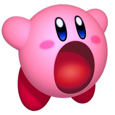Kirby Spit | Kirby: Triple Deluxe