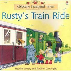 Rusty's Train Ride •