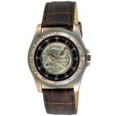 @Overstock.com - August Steiner Men's Buffalo Nickel Collectors Copper Coin Watch  - This August Steiner men's collector's timepiece features genuine Buffalo nickel. A classy coin watch will make for a great addition to any coin enthusiast collection. Watch features genuine calf skin leather strap  http://www.overstock.com/Jewelry-Watches/August-Steiner-Mens-Buffalo-Nickel-Collectors-Copper-Coin-Watch/5995383/product.html?CID=214117 $37.79