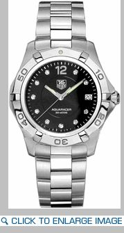 Mama Mia....this watch is bad arse!!  TAG Heuer Aquaracer WAF111C.BA0810