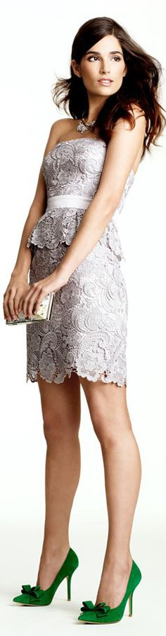 #Adrianna Papell  lace dresses #2dayslook #new style #lacefashion  www.2dayslook.com