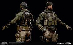 Military Guns, Army Men, Military Art, Gta 5, Military Action Figures, Duty Gear, 3d Model Character, Single Player, Modern Warfare