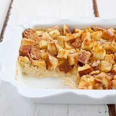 Easy Bread Pudding « Simple Recipes