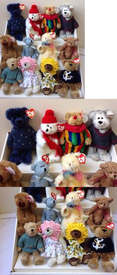 30410e49d9c Attic 1627  Lot 12 New But Retired Ty Attic Treasures All Bears As Shown -  Some Rare - Nwt -  BUY IT NOW ONLY   24 on eBay!
