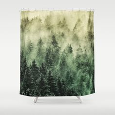 Buy Shower Curtains featuring Everyday // Fetysh Edit by Tordis Kayma. Made from 100% easy care polyester our designer shower curtains are printed in the USA and feature a 12 button-hole top for simple hanging.