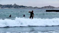 L'homme qui marche sur l'eau