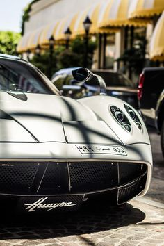 Sweet sweet Pagani Huayra! Win the 'ultimate' #supercar experience by clicking on this cool image