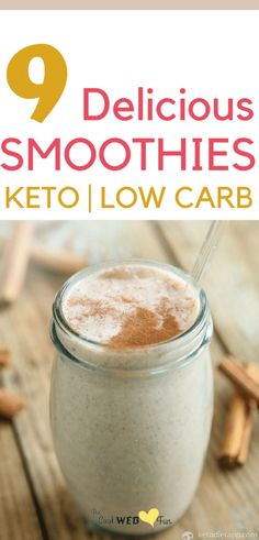 9 Delicious and Simple Keto Smoothie Recipes to ENJOY anytime - Cool Web Fun
