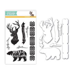 Simon Says Stamps And Dies MAGICAL CHRISTMAS Set280MC Believe In The Season Preview Image