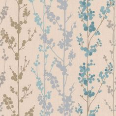 gorgeous wallpaper | ▪ House Inspiration - Faye Bridgwater
