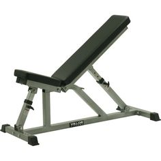 Shop for Valor Fitness Adjustable Weight Bench for Flat or Incline Bench Press - Workout Benches for Home. Get free delivery On EVERYTHING* Overstock - Your Online Sports & Fitness Store! Incline Treadmill, Incline Bench, Home Gym Exercises, Fun Workouts, Treadmill Reviews, Adjustable Weight Bench, Weight Training Programs, Fitness Stores, Best Home Gym