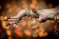 bangles, alta, henna