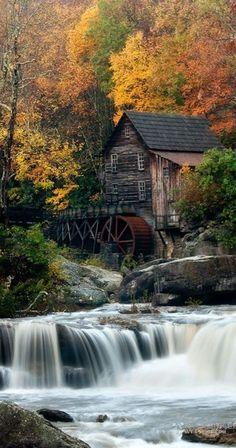 Grist Mill - West Virginia