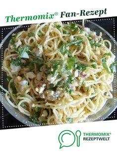 Spaghetti-Salat Carbonara von mkraus. Ein Thermomix ® Rezept aus der Kategorie Vorspeisen/Salate auf www.rezeptwelt.de, der Thermomix ® Community.
