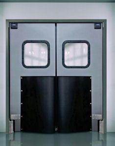Rmr 1500 Door Body Rotationally Molded Monolithic Door Panel With Cfc Free Foam Core And Full Perimeter Gaskets 1 5 Tot Impact Doors Doors Attractive Doors