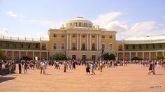 Павловский дворец, Санкт-Петербург