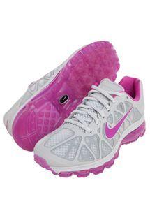Tênis Nike Wmns Air Max 2011 Pr Pltnm Fchs Flsh-Blk-White Tênis 9871aabdae0