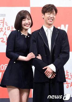 Joy&LeeHyunWoo 170314 The Liar and His Lover Press Conference