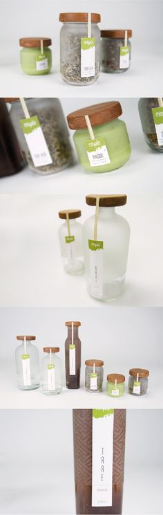Miyabi. Japanese simplicity. #packaging #design (View more at www.aldenchong.com)