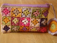 Mini Granny Square Bag