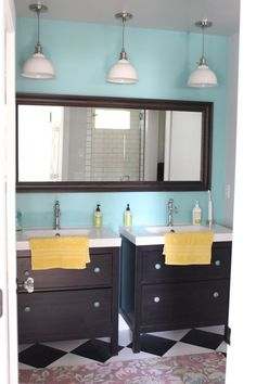 These Are Ikea Bathroom Vanities.   Maybe For A Quick Redo Of Our Master  Bathroom Part 43
