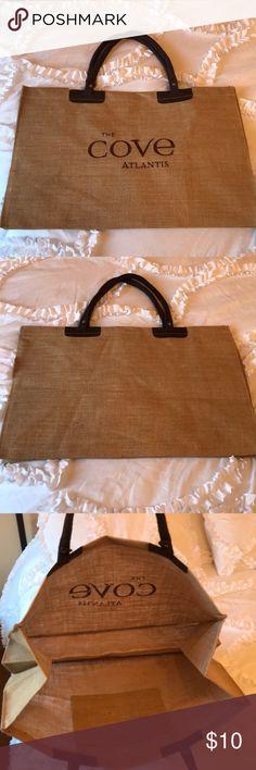 """The Cove Atlantis beach bag Beach bag """"The Cove Atlantis"""" Bags Totes"""
