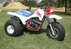 1987 Honda 200X from Joe Byrd's Collection