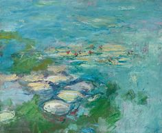 Claude Monet - Nymphéas - ca.1917-19