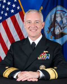The U.S. military is preparing for conflict, retired Navy Rear Adm. David Titley says in an interview.