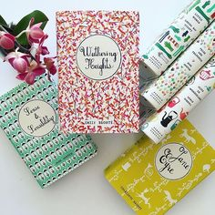 These are adorable, I would love all Jane Austen's books in them