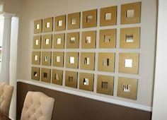 Ikea Malma Mirror cluster Transformations by Design