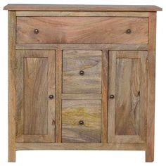 Two Door Three Drawer Sideboard