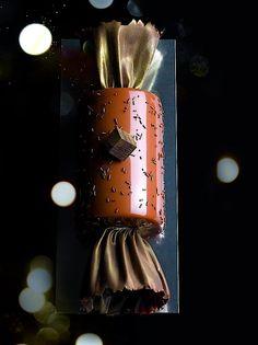 Bûche Marron comme un bonbon | Lenôtre